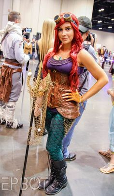 EPBOT: MegaCon 2015: The Best Cosplay, Pt 4 - Last One!