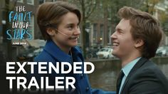 The Fault in Our Stars | Extended Trailer [HD] | 20th Century FOX>>> GUYS ITS THE EXTENDED NOT ORIGINAL!! *dead*