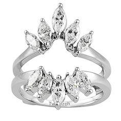 Wedding Ring Enhancers White Gold 52 Inspirational Pear shaped diamond ring