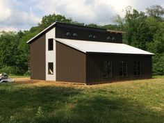 Pole barn house plans post frame flexibility for Garage packages nova scotia
