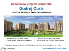Godrej new project sector 88a Gurgaon by Mnc Propmart via slideshare