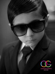 #Oliver Goldsmith Sunglasses #OG MINI ICONS #kids sunglasses #cool dude