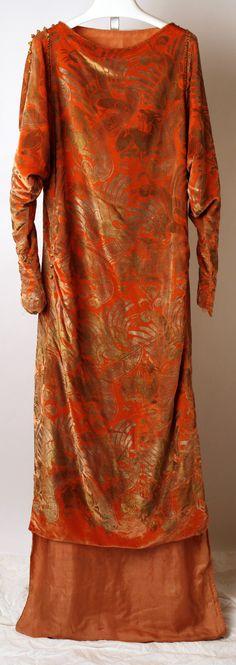 Attributed to Maria Gallenga | Evening dress | Italian | The Metropolitan Museum of Art