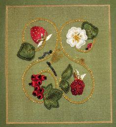 Berry Garden - Alison Cole.