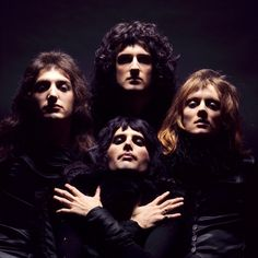 Queen 2 Album Cover, London, 1974 by Mick Rock