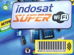 Indosat Super Wifi Internetan Tercepat Hingga 20 Mbps  gambar indosat super wifi  Dengan kecepatan hingga 20 Mbps, layanan dari Indosat ini bisa digunakan untuk seluruh pengguna Indosat (iM3, Mentari dan Kartu Halo) secara gratis. Program Indosat Super Wi-Fi adalah layanan  melalui jaringan Wi-fi tanpa batas kuota (Unlimited). Dengan menggunakan Indosat Super Wi-Fi yang telah didukung EAP-SIM (Extensible Authentication Protocol – SIM) kamu tidak perlu mengisi username