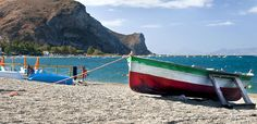 Life is a spectacular beach in Messina.