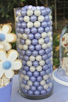 bloom designs: Daisies and Donuts Party by Bloom Designs