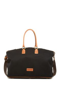 ysl vavin duffle bag in black classic leather - Dooney & Bourke: Cabriolet Weekender | Bag Lady | Pinterest ...
