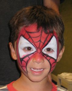 Easy Face Painting Examples   Balloonamations - Face Painters Balloonamations