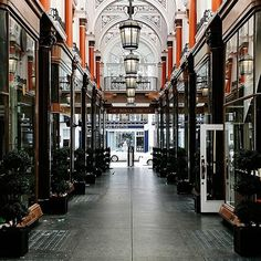 The Royal Arcade, Old Bond Street, Mayfair [Westminster]
