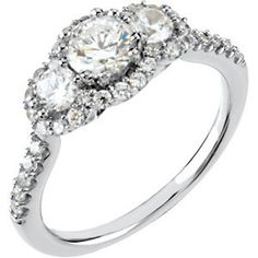 Engagement Ring or Band | Stuller.com