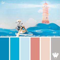 Vieux loup de mer | Journal des couleurs