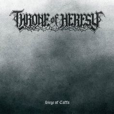 "Throne of Heresy, ""Siege of Caffa"" 