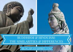 Buddhism and Hinduism are some of the most ancient religions in the world today, and their roots go deep. But where do they differ, and why?