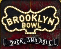 The Brooklyn Bowl: Beer, Bourbon, Bowling, Blue Ribbon, and insanely good music. http://bachelor10.com/venue/41/new-york-city/brooklyn-bowl