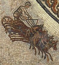 Roman Circus - Chariot racing in ancient Rome