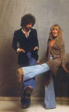Super Seventies — Lindsey Buckingham and Stevie Nicks.