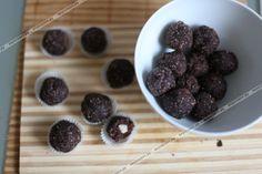 Конфеты из чернослива с орехами пошаговый рецепт с фото