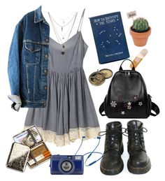 searching stars by lauramissias on Polyvore featuring polyvore, fashion, style, Beats by Dr. Dre, Dr. Martens and clothing