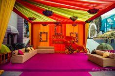 ShaadiSaga - India's most trusted Wedding Planning platform Mehndi Decor, Mehendi, Mehndi Hairstyles, Girly Games, Mehndi Ceremony, Butterfly Wall Decor, Wedding Mandap, Modern Princess, Down Comforter