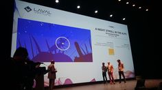 Winner of the IVRC laval Virtual Prize!