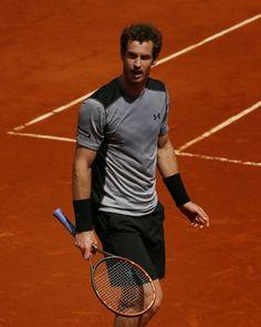 Andy Murray vence Nick Kyrgios em Roland Garros (Foto: Reuters)