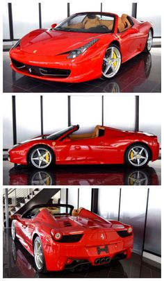 Stunning Ferrari 458 Spider #TerrificTuesday