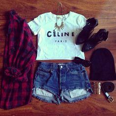 Summer fashion, For more inspo; solveigflem.com