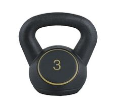 Movement God Fitness Cement Filled Kettlebell3KGBlack -- Click on the image for additional details.
