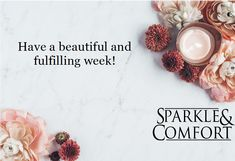 Both are our online shops are pre-prepping for fall, but we're not about to say goodbye to summer yet! Hope you have a fulfilling week! sparkleandcomfort.com Online Sales, Online Gifts, Prepping, Etsy Seller, Shops, Sparkle, Trending Outfits, Unique Jewelry, Handmade Gifts