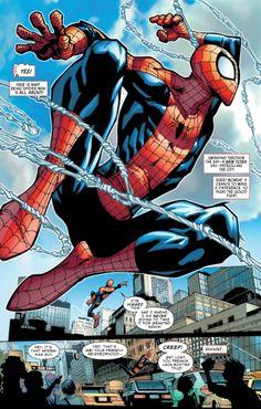 Spider-Man from Amazing Spider-Man #1 vol. 3