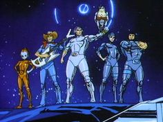 Top 10 1980's Cartoons That Still Need To Be Made Into Live Action Films 10. Silverhawks