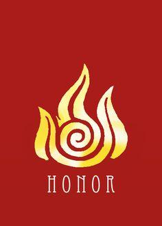 Honor --- Avatar: The Last Airbender tv series