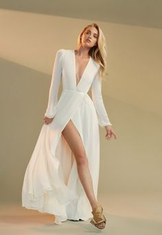 Pin for Later: You Don't Even Have to Be a Bride to Fall For Reformation's New Wedding Collection