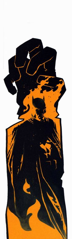 Batman #667 | Art by J.H. Williams III