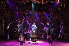 Which Broadway Shows are Great for Kids? Here Are Our 5 Top Picks.: Matilda