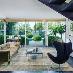 Soulmate24.com Exquisite Renovated Mid-Century Masterpiece. ⠀ Architect: robert skinner… #california #beverlyhills #losangeles Mens Style