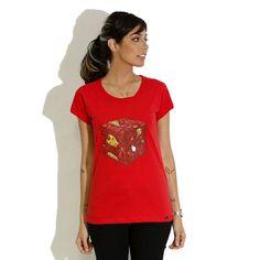 Camiseta 'Iron Man' - Catalogo Camiseteria.com | Camisetas Camiseteria.com - Estampa, camiseta exclusiva. Faça a sua moda!