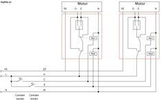 Skutečné zapojení v elektroinstalaci, schéma zapojení vypínačů ke světlům – mylms Floor Plans, Floor Plan Drawing, House Floor Plans