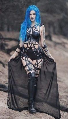 Blue Astrid