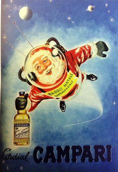 Papa' Natale vintage....