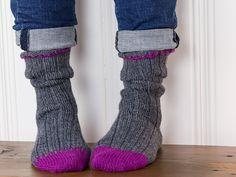 Ravelry: Soul Garden Socks pattern by hippiechicknits