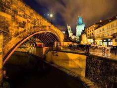 Fotografie  Prahy  písen Matka Měst ..