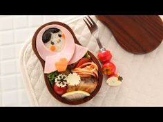 How to make Matryoshka Sandwich bento