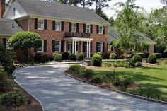 brick exterior - Brick House Design, Pictures, Remodel, Decor and Ideas