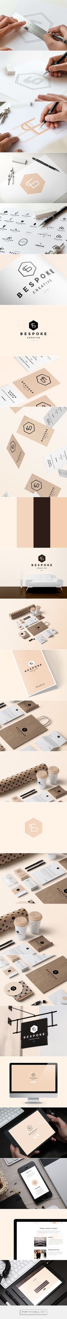 Bespoke Creative Ltd. - Branding & Website