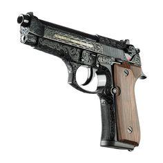 No. 3 of 10 - Beretta 92FS Limited Edition