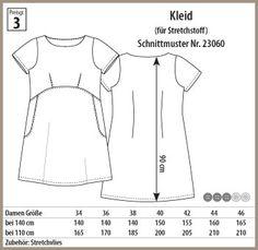Stoff & Stil - Kleid - 23060