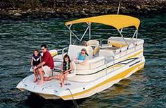 1000 images about boats pontoons on pinterest pontoon for Wisconsin fishing resorts with boat rentals